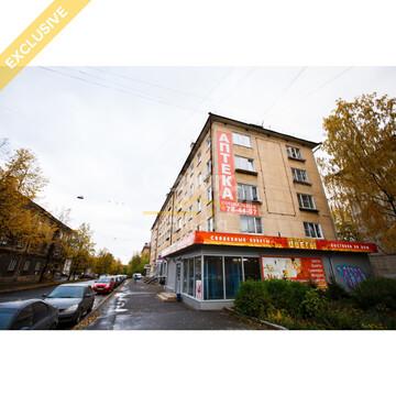 Продаётся 1-комнатная квартира в центре по ул. М.Горького д. 7 - Фото 2