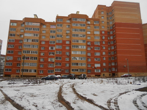 1 ком.квартира в Д-П, ул.Новоселов,52 квадратных метра. - Фото 3