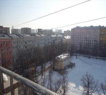 Вид на Патриаршие пруды! Огромная роскошная квартира! Москва, Малая . - Фото 1