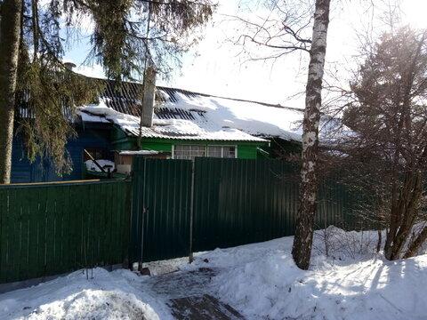 Часть дома ПМЖ в Голицыно - Фото 2