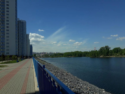 Продажа квартиры, Красноярск, Набережная Ярыгинская - Фото 1