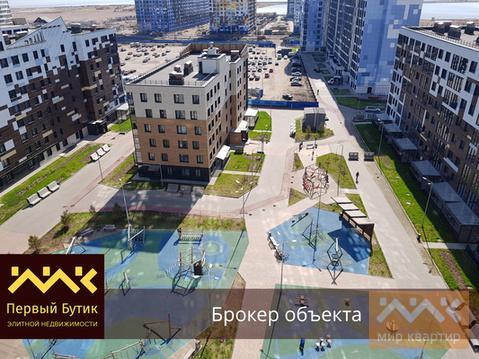 Жить в экологически чистом месте? Это здесь!, Купить квартиру в Санкт-Петербурге по недорогой цене, ID объекта - 327246276 - Фото 1