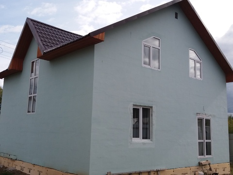 Продажа нового дома из газоблока - Фото 2
