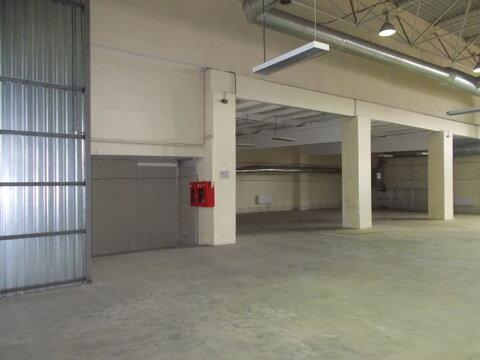 Помещение 590 кв.м, под склад, производство, торговлю - Фото 2