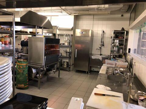 """Ресторан-кафе 260 м2 на первой линии Проспекта Мира 102 БЦ """"Парк Мира"""" - Фото 3"""