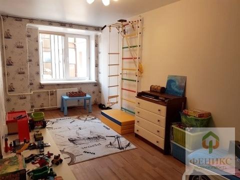 Двухкомнатная квартира с лоджией в новом доме в центре Всеволожска. - Фото 5