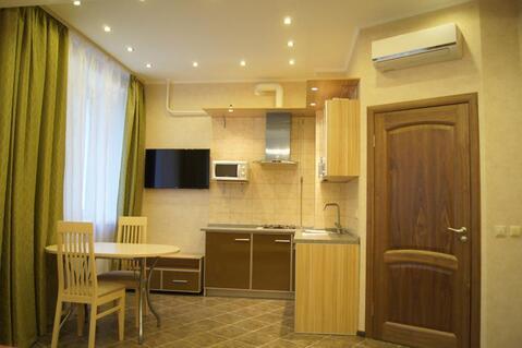 Квартира-студия с евроремонтом посуточно - Фото 4