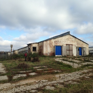 Сдам ферму в аренду Киевское шоссе, 90км, д.Тимашово - Фото 3