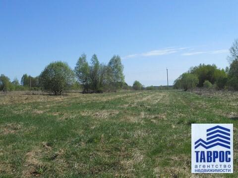 Земельный участок в д. Алтухово Клепиковского района. - Фото 1