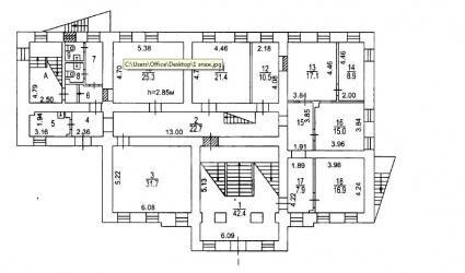 Аренда Офис 249 кв.м. - Фото 1