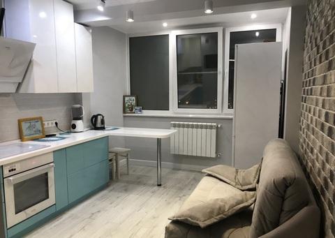Продается 1-комнатная квартира г. Раменское, ул. Высоковольтная, д. 22 - Фото 1