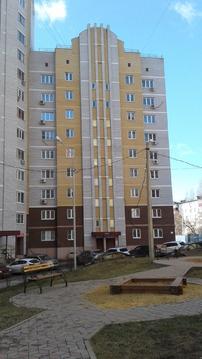 Продается 1-к квартира в новом доме, Купить квартиру в новостройке от застройщика в Липецке, ID объекта - 319545945 - Фото 1