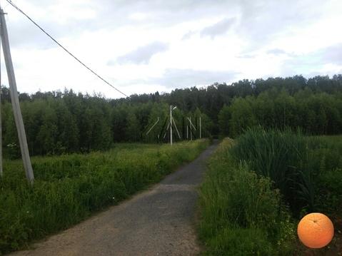 Продается участок, Дмитровское шоссе, 39 км от МКАД - Фото 2