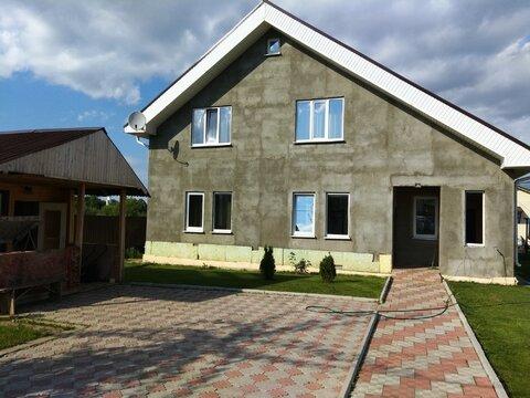 Дом 198 кв.м. на 10 сотках г.о. Домодедово, Белые Столбы - Фото 4
