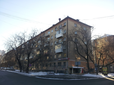 Коммерческая недвижимость, ул. Попова, д.21 - Фото 1