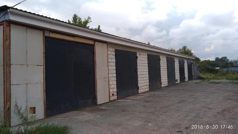 Продам гараж с земельным участком г.Копейск - Фото 1