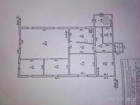 Продается крепкий, большой дом с газом в Кимрах на ул. Октябрьская - Фото 3