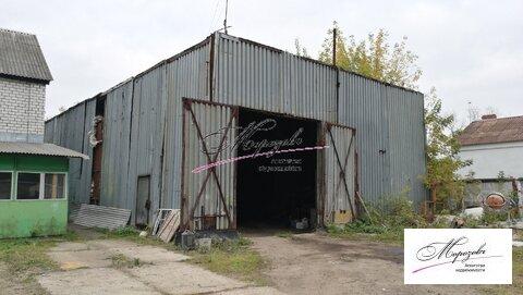Производственное помещение, 900 м2 + зу 20 соток - Фото 1