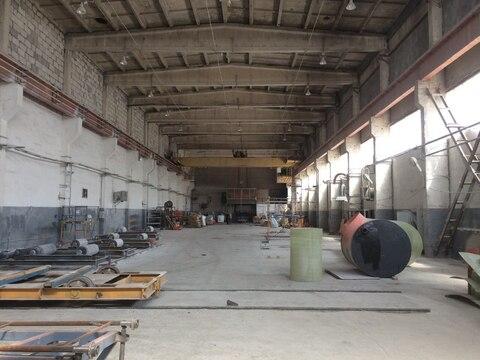 Сдам производственное помещение 1400 кв.м. - Фото 1