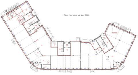 Продаются нежилые помещения 1 этажа в новом доме по ул. Маланова . - Фото 2