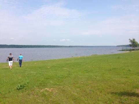 Кирпичная дача на 1 береговой линии р. Волга, д. Плоски. - Фото 1