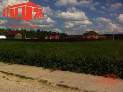 Зем. участок 15 соток с. Душоново Щелковский район - Фото 3