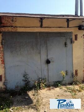 Продаю кирпичный гараж в автокооперативе № 13 на Рязанской в Туле. - Фото 1