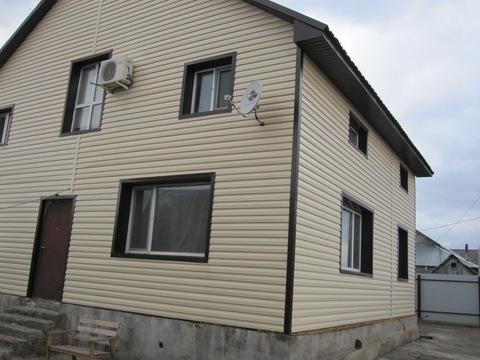 Новый дом в Овчинном городке СНТ Газовик - Фото 1