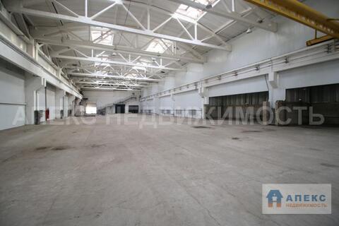 Аренда помещения пл. 3627 м2 под склад, производство, , офис и склад, . - Фото 2