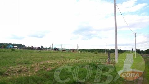 Продажа участка, Ермолина, Слободо-Туринский район - Фото 1