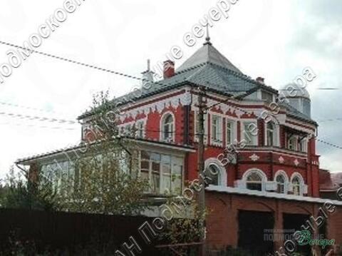 Егорьевское ш. 19 км от МКАД, Вялки, Коттедж 508 кв. м - Фото 1