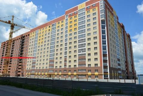 Продажа квартиры, Рязань, Семчино, Купить квартиру в Рязани по недорогой цене, ID объекта - 319885513 - Фото 1