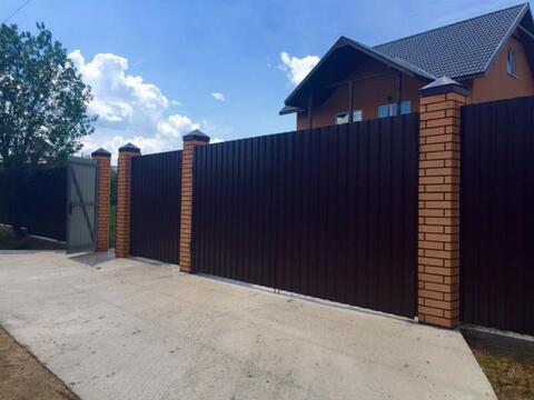 Чудесный дом 260 кв.м д. Углешня Чеховский р-н, 40 км от МКАД - Фото 2