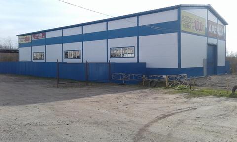 Сдам склад 500 м2, Промышленная ул, 1б, Тосно г - Фото 3