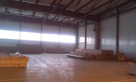 Аренда склада 2300 кв м с пандусом на Ярославском шоссе - Фото 3