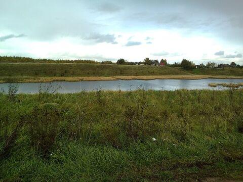 Земельный участок 15 сот. в 9 км от г. Псков, дер. Селище - Фото 1