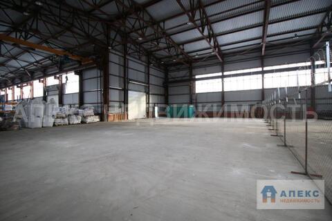 Аренда помещения пл. 550 м2 под склад, Щелково Щелковское шоссе в . - Фото 3