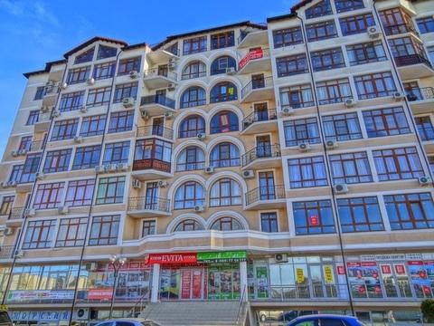 Роскошная квартира с кухней-гостиной на ул.Крымской - Фото 2