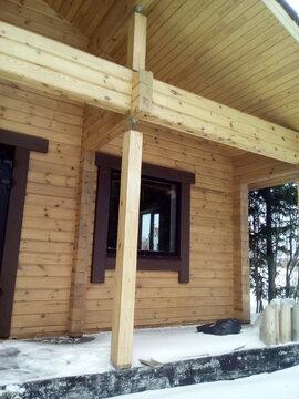 Продам отличный дом в п Мариинске - Фото 4