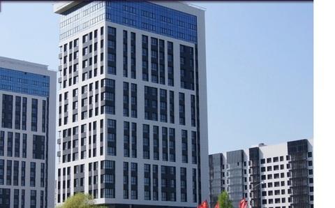 Два офиса в ЖК Циолковский в корпусе 2.2, на третьем этаже - Фото 1