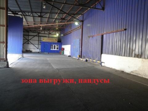 Капитальный склад с авторампой 3062 кв.м. на въезде в Новороссийск - Фото 3