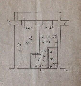 Продам 1 к кв пр. Мира д. 44 к 2,, Купить квартиру в Великом Новгороде по недорогой цене, ID объекта - 321626481 - Фото 1