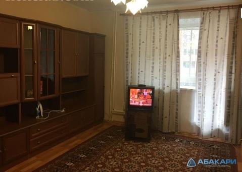 Аренда квартиры, Красноярск, Ул. Бебеля - Фото 1