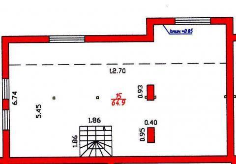 Трехэтажная вартира в Дубне ич - Фото 3