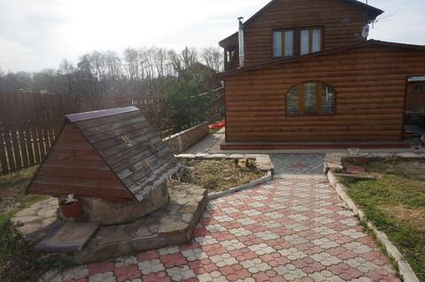 ИЖС с.Вороново. Продается добротный, двухэтажный, деревянный дом - Фото 5