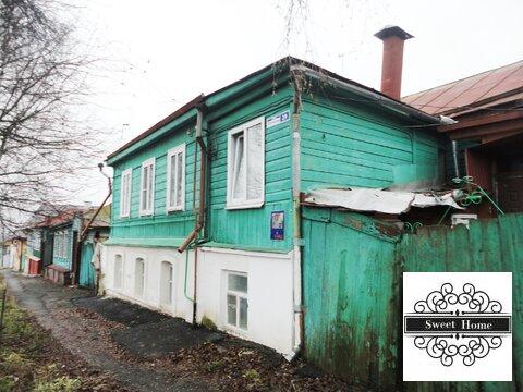 Предлагаем купить часть дома в историческом центре Курска, Продажа домов и коттеджей в Курске, ID объекта - 503120939 - Фото 1