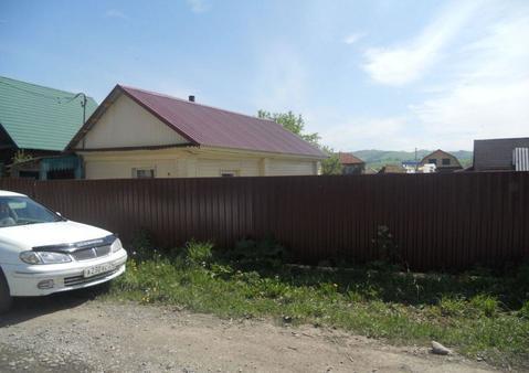 Продажа дома, Майма, Ул. Заводская, Майминский район - Фото 4