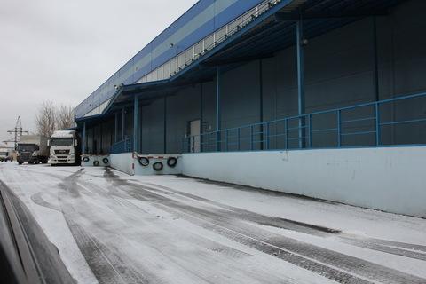 Аренда склада с кросс-доком на МКАД - Фото 1
