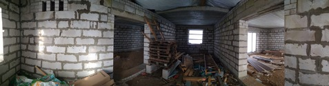 Коттедж 350кв.м, на 10сот, ИЖС, Талашкино, черн.отделка, свободная пла - Фото 5