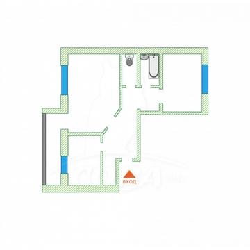 Продажа квартиры, Тюмень, Ул. Пирогова - Фото 1
